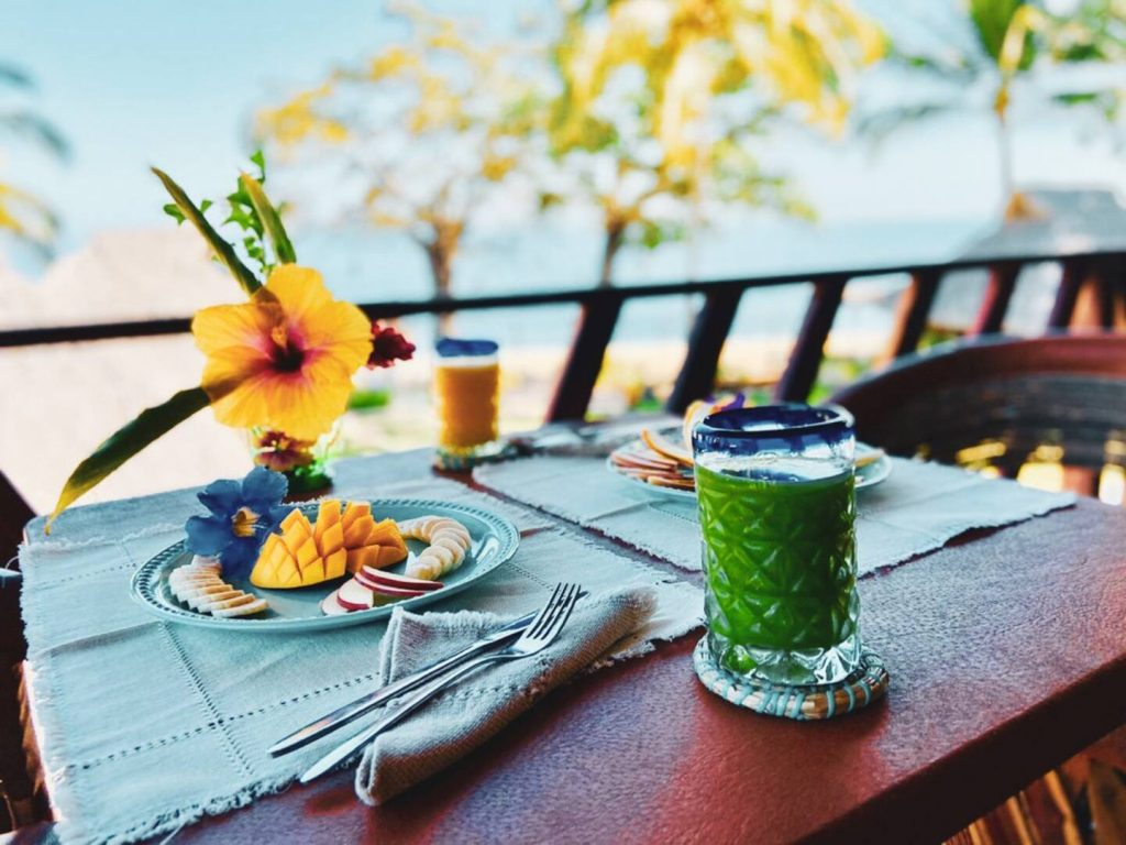 Breakfast - El Grullo Naturista